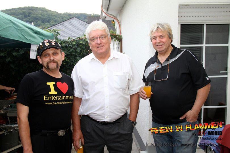 Bernd Stelzer, Hans Meiser, Anton aus Tiro